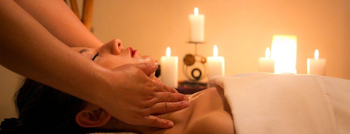 Massage de bien-être énergétique